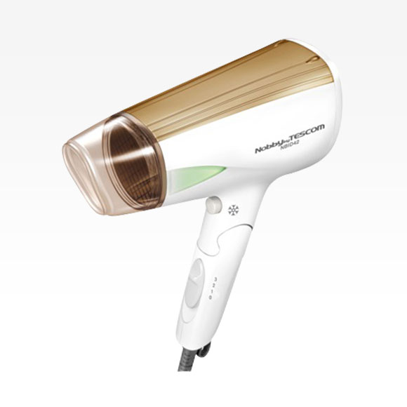 Japanese Hair Dryer >> Negative Ions Hair Dryer Nbid42 Products Tescom