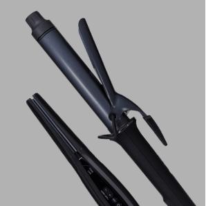 「ヘアーアイロン」カテゴリの画像。画像の製品はNobby by TESCOM プロフェッショナル プロテクトイオン ヘアーアイロン