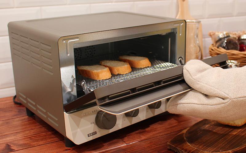 コンベクションオーブンの上手な使い方